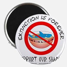 Extinction is Forever Magnet