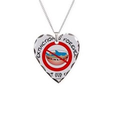 Extinction is Forever Necklace