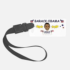 obAMA 2012 Luggage Tag