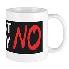 Just Say NO To Shark Fin Soup Mug