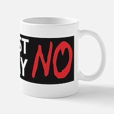 Just Say NO To Shark Fin Soup Mug