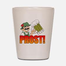 Prost Oktoberfest Shot Glass