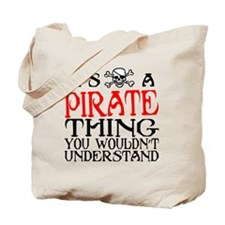 PIRATE_THING22 Tote Bag