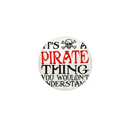 PIRATE_THING22 Mini Button