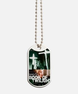 Jenny's Book of Twilight Original Poster  Dog Tags