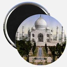 Vintage Taj Mahal Magnet