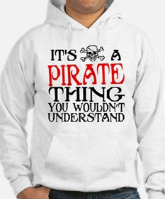 PIRATE_THING2 Hoodie