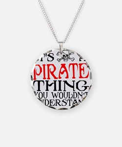 PIRATE_THING2 Necklace