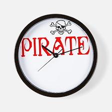 PIRATE_THING2_DK2 Wall Clock