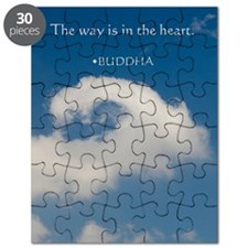 Buddha Spiritual Saying Puzzle