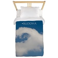 Buddha Spiritual Saying Twin Duvet