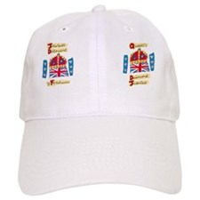 Jubilee (W) Teapot Baseball Cap