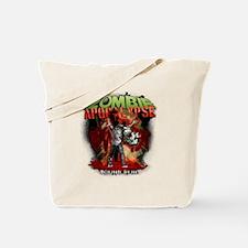 Zombie Apocalypse art Tote Bag