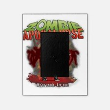Zombie Artwork no splat Picture Frame