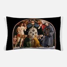 Madonna of Mercy and Saints Sebastian and Bernardi