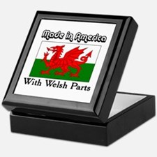 Welsh Parts Keepsake Box