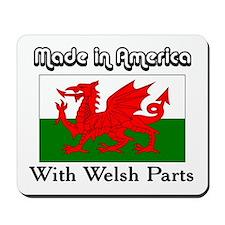 Welsh Parts Mousepad