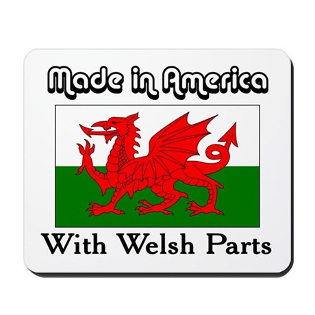 Welsh Parts Mousepad