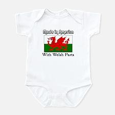 Welsh Parts Infant Bodysuit