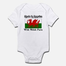 Welsh Parts Onesie