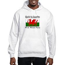 Welsh Parts Hoodie Sweatshirt