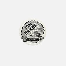 84 Tom Harris Mini Button