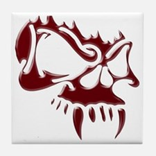 Vampire Tile Coaster