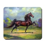 American saddlebred Mouse Pads