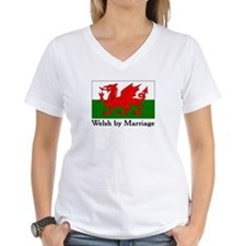 Welsh by Marriage Shirt