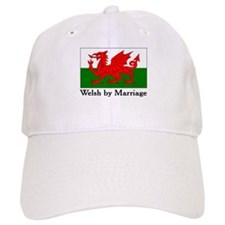 Welsh by Marriage Baseball Cap