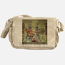 Tutankhamons Throne Messenger Bag