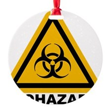 Biohazard Diaper Cover Ornament