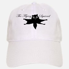 The Flying Squirrel- 3 Baseball Baseball Cap