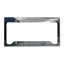 Tracy Arm Glacier License Plate Holder