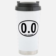 0.0 hate running090612 Stainless Steel Travel Mug