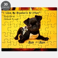 Brussels Griffon Puzzle