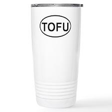 tofu Travel Mug