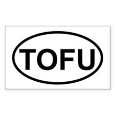 tofu Decal