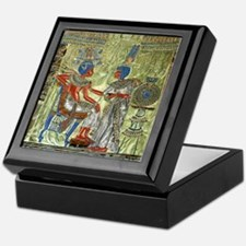 Tutankhamons Throne Keepsake Box