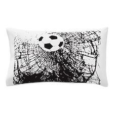 Shattered Glass Ball Pillow Case