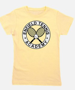 Enfield Tennis Academy - Front Girl's Tee