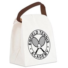 Enfield Tennis Academy - Front Canvas Lunch Bag