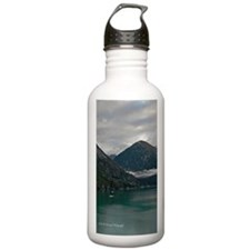 Tracey Arm Fjord Water Bottle