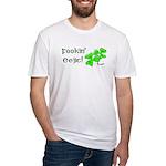 Fookin' Eejit! Fitted T-Shirt