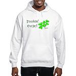 Fookin' Eejit! Hooded Sweatshirt
