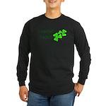 Fookin' Eejit! Long Sleeve Dark T-Shirt