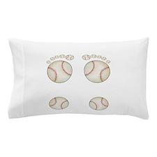 Baseball Feet Pillow Case