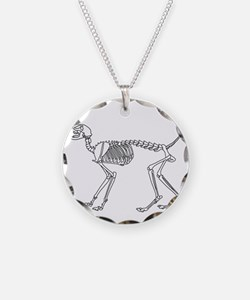 Skelo Cat Necklace