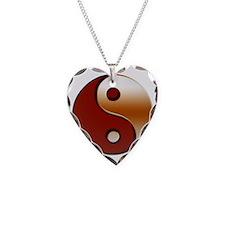 yin yang 2 Necklace