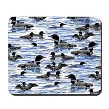 Lots of Loons Mousepad